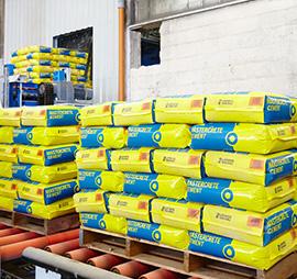 FFS-ADAMS-Form-Fill-Seal-Cement-Pallet-Bags